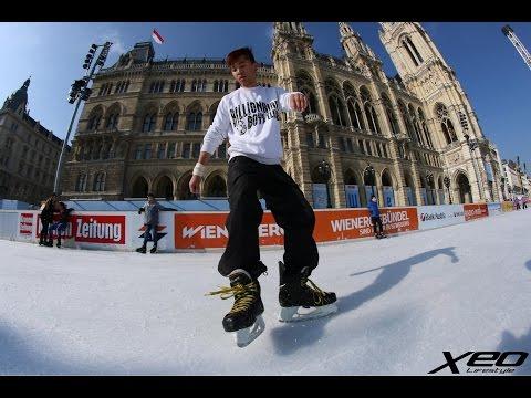 Billionaire Boys Club Vienna - Freestyle Ice Skating