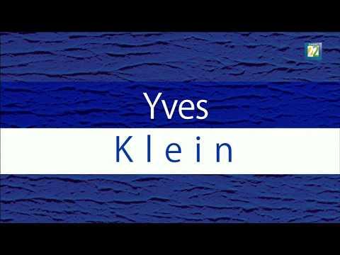 Yves Klein. Azul profundo
