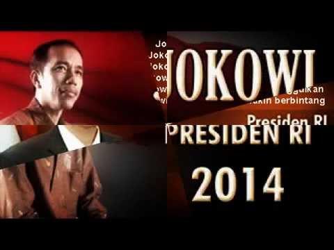 Lagu Pujian Buat Pak Jokowi