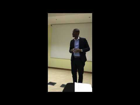 TOASTMASTER - Competent Communicator Manual - Project 2 Speech