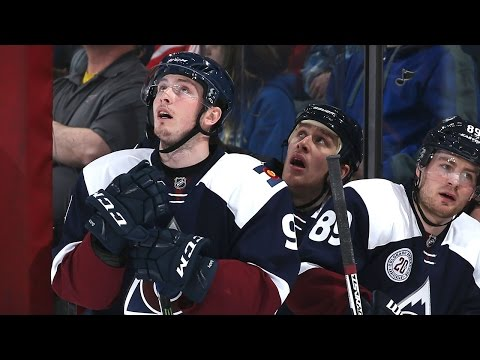 Sports Minute: Colorado, Duchene trying to block out deadline distractions
