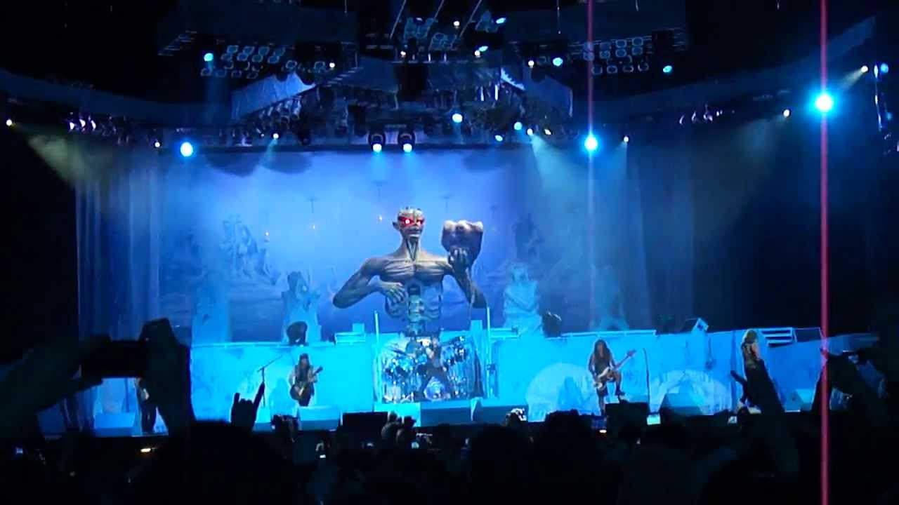 Iron maiden phantom of the opera live at download festival.