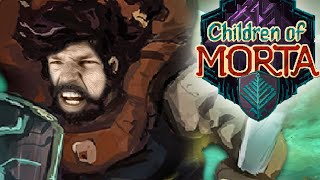 Ein emotionales Roquelike im Retro-Look | Children of Morta mit Krogi