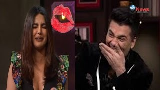 Koffee With Karan 5: Priyanka Chopra Opens Up About First Kiss & Intimate Moments With Ex-Boyfriend