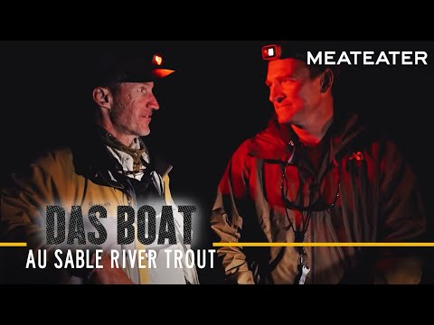 Das Boat S2:E02: Au Sable River Trout With Janis Putelis And Brian Kozminski