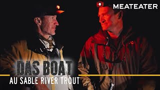 Das Boat S2:E02: Au Sable River Trout with Janis Putelis and Brian Kozminski