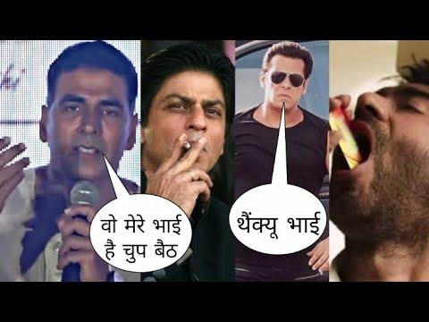 Akshay kumar Gets Angry When Salman Khan and Shahrukh Khan Insulted  Repoter, Akshay ने दिया साथ