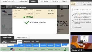 Demo Account Binary Options Brokers i.e. MB Trading, eTorro, SpotOption, Swiss Bank, 24Option