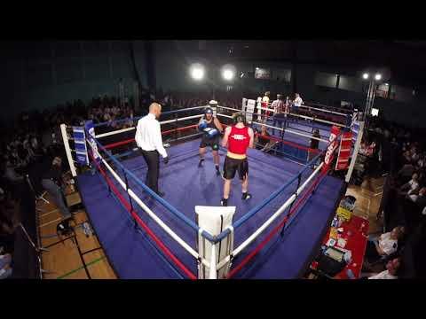 Ultra White Collar Boxing | Croydon | Harry Voisey VS Joe Mclaughlin