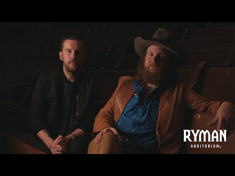 Angie Ward - Behind The Scenes With Brothers Osborne At The Ryman!