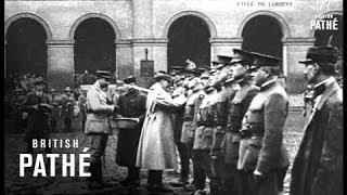France Honours America (1914-1918)