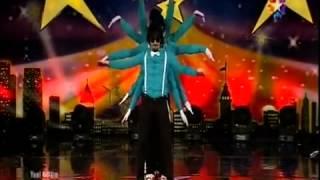Yetenek sizsiniz -Crazy eyes crew(azeri dansçılar)