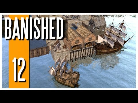 Banished - Ep.12 : Small Harbor