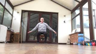 CHAIR BASED EXERCISE 02