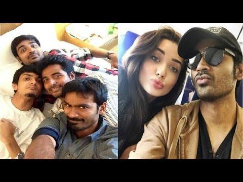 Dhanush Impressive Real Life Selfie Photos Tamil Actor Dhanush Collections   Tamil News