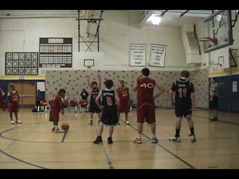 Amazing Basketball Phenom :  JaShaun Agosto