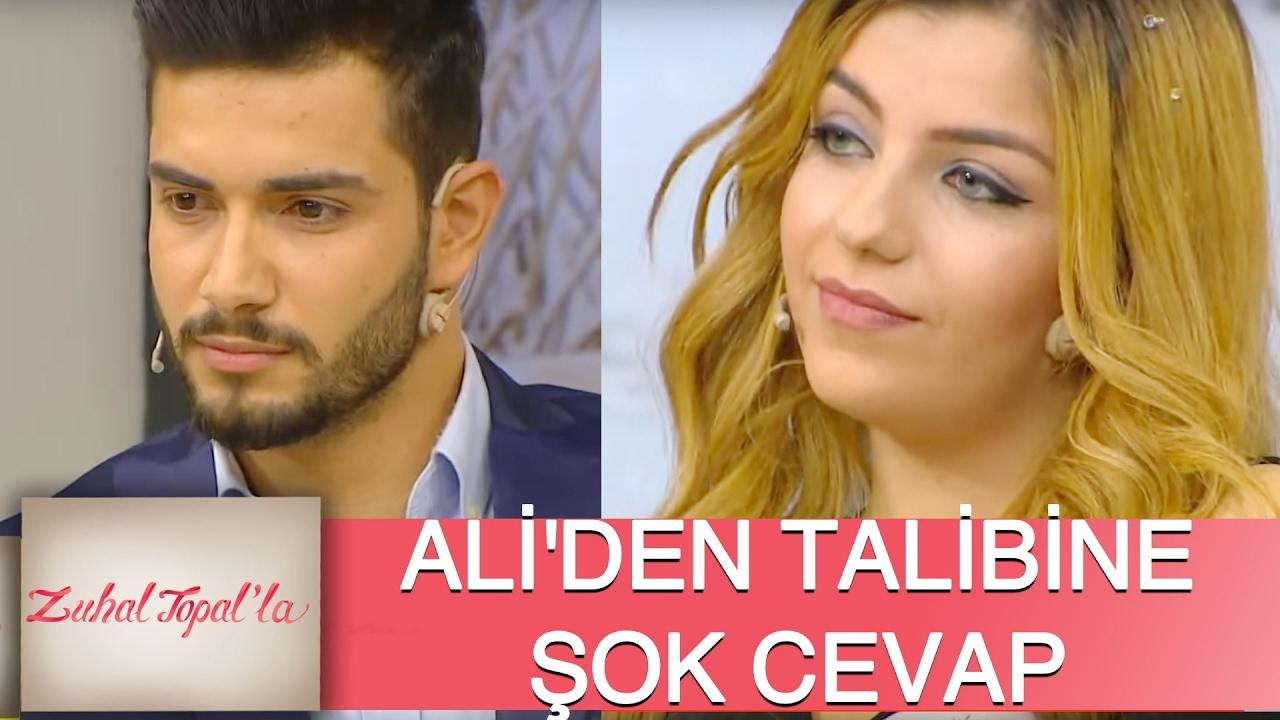 Zuhal Topal'la 118. Bölüm (HD)   Annesiyle Birlikte Gelen Talibine Ali'nin Şok Cevabı!