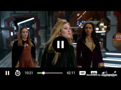 Legends of tommorow s2e12 Camelot 3000 star-girl says about the spear of destiny and rip hunter.