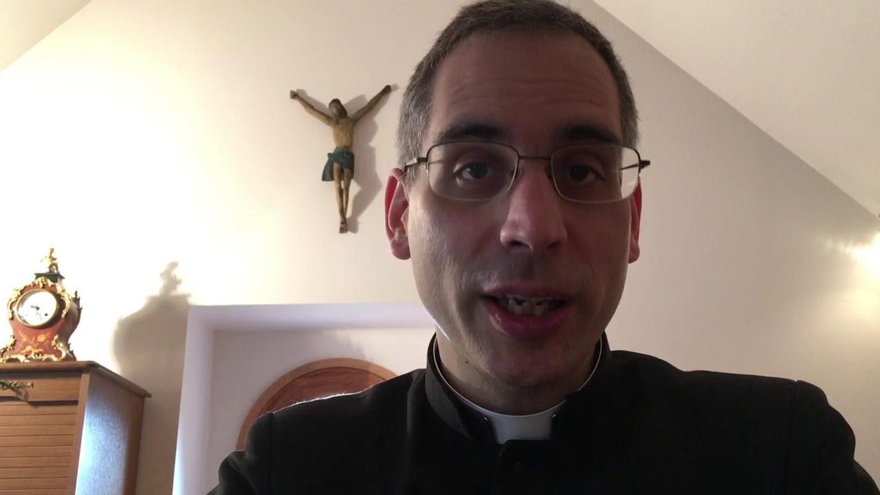 Vidéo de l'Homélie du Père Julien               22 mars 2020
