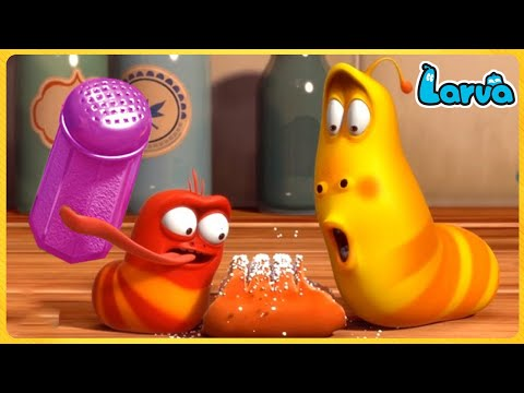 Larva Full  Episode | 1 Hour Compilation 🍟 Cartoons - Comedy - Comics 🥟 New Animation Movies 2020