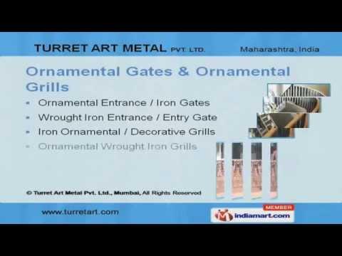 Ornamental Gates by Turret Art Metal Pvt. Ltd., Mumbai, Mumbai