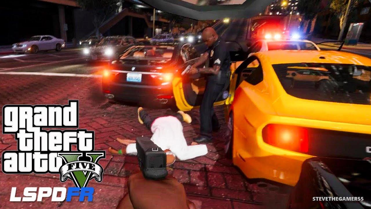 Gta 5 police patrol mod download | Police Mod 1 0b for GTA 5