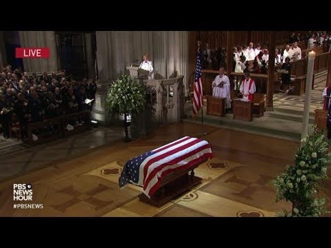 Special report: George H.W. Bush's state funeral at the Washington National Cathedral