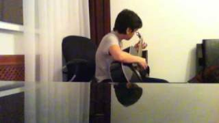 Tamerr10 the godfather on the guitar крестный отец на гитаре ноты)