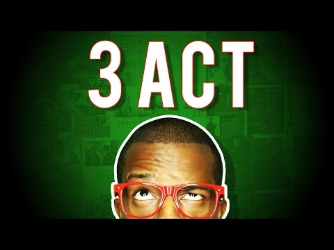 3 Act Structure - Story Structure Tips - Screenwriting