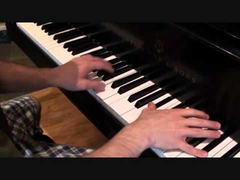 Oldie - Odd Future (Piano Lesson By Matt McCloskey)
