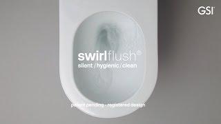 Swirlflush® Technical tests | GSI ceramica