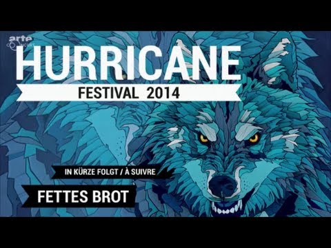 Fettes Brot - Nordisch by Nature (Live@Hurricane Festival 2014)