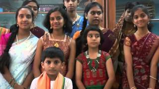 Hindi Song on Rashtriya Ekta Diwas by The Smart School Bangalore