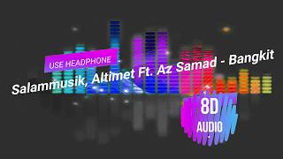 Salammusik, Altimet Ft Az Samad - Bangkit | guna headphone/earphone