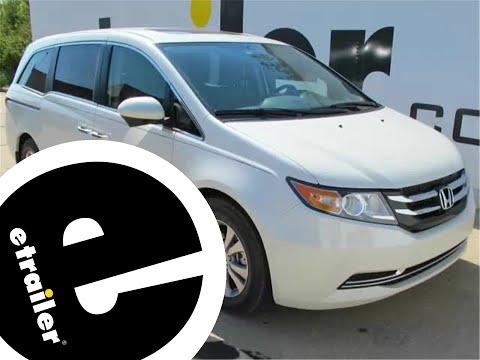 etrailer | CIPA Clamp on Universal Fit Towing Mirror Installation -2015 Honda Odyssey