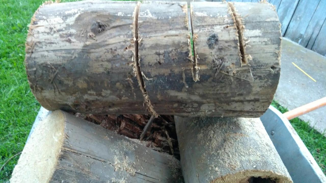 Stihl chain broken - Makita 5121 / Dolmar 510