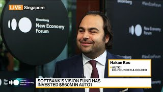 Nov.06 -- hakan koc, co-founder and co-ceo of auto1, discusses his expansion plans, their move into fintech, electric vehicles the biggest challenge to h...