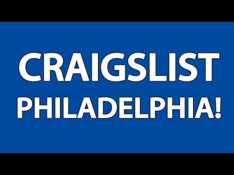 Craigslist Philadelphia