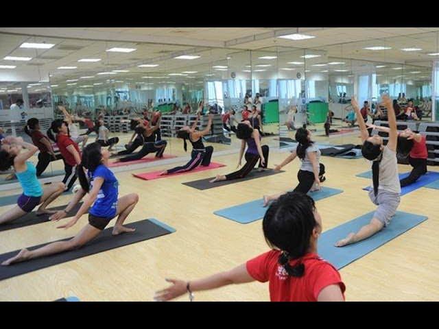??a Ch? T?p Yoga Qu?n 5 Tphcm | CLB Yoga Chuyên Nghi?p