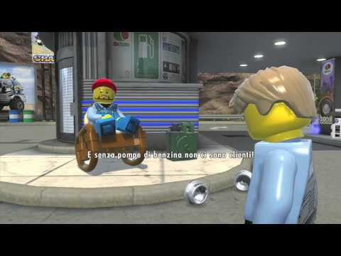 LEGO City Undercover Walkthrough 2° Parte (ITA)