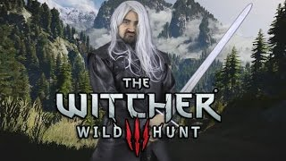 One of AngryJoeShow's most viewed videos: The Witcher 3 Angry Review