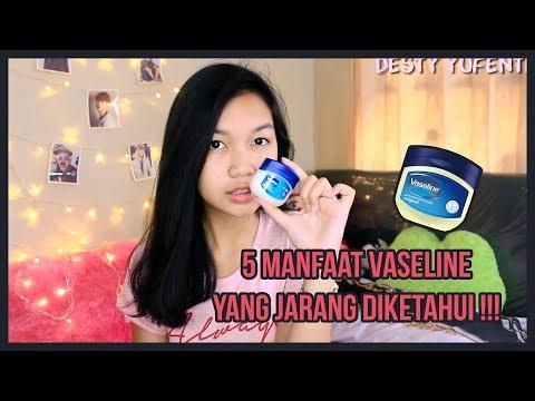 5 Manfaat Vaseline Repairing Jelly Yang Jarang Diketahui || Desty Yufenti