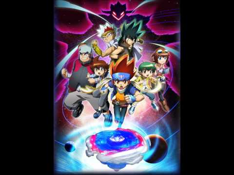 Metal Fight Beyblade 4D Full Opening Theme