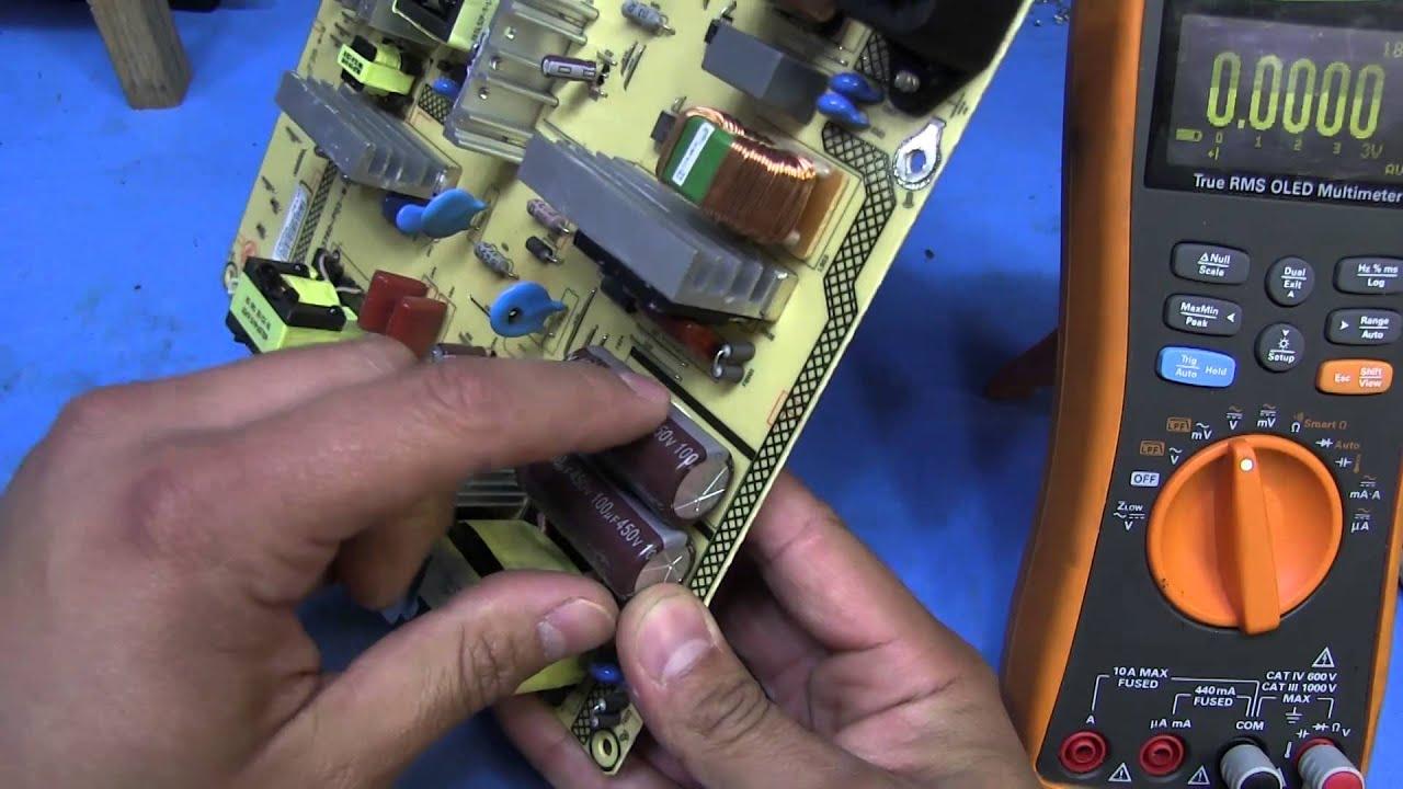 TWB #10 | Insignia NS-42L260A13A LCD TV Repair