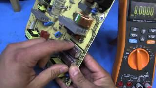 TWB #10 - Insignia NS-42L260A13A LCD TV Repair