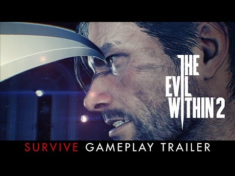 "The Evil Within 2 - ""Survive"" Gameplay trailer"