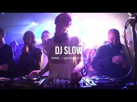 Rap: DJ Slow Boiler Room Paris DJ Set