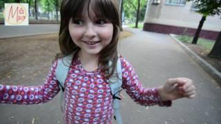 Как научиться кататься на роликах? Катаемся с Машей на роликовых коньках во дворе