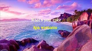 Stella Jang - Colors Lyrics | Terjemahan Indonesia