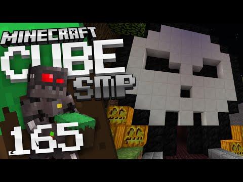 Minecraft Cube SMP S1 Episode 165: Haunted Hayride